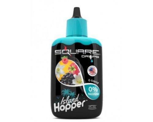 Жидкость для электронных сигарет Square DROPS Island Hopper 25 мл