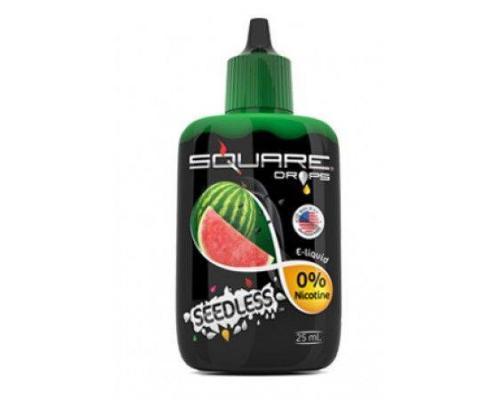 Жидкость для электронного кальяна Square DROPS Seedless 25 мл