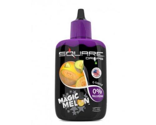 Жидкость для электронных сигарет Square DROPS Magic Melon 25 мл