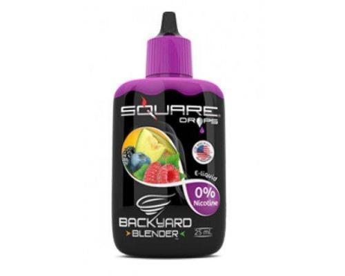 Жидкость для электронного кальяна Square DROPS Backyard Blender 25 мл