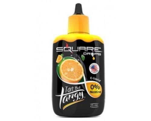 Жидкость для электронного кальяна Square DROPS Tart But Tangy 25 мл