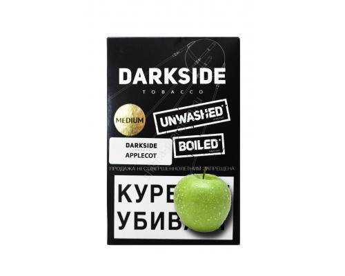 Табак Darkside 100 гр., вкус APPLECOT (Зеленое яблоко)
