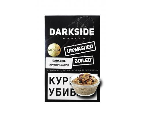 Табак Darkside 100 гр., вкус ADMERAL ACBAR CEREAL (Овсяная каша)