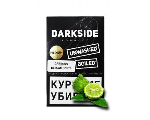 Табак Darkside 100 гр., вкус BERGAMONSTR (Бергамонстр)