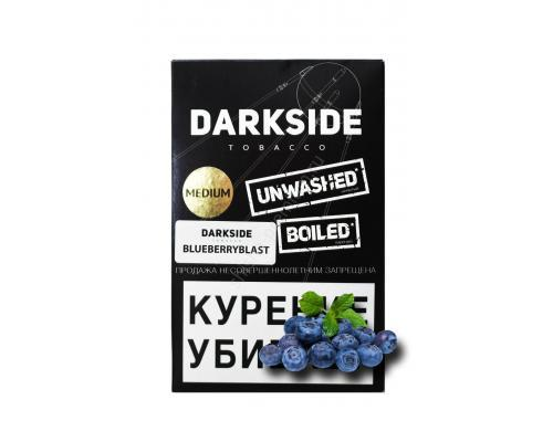 Табак Darkside 100 гр., вкус BLUEBERRYBLAST (Черника)