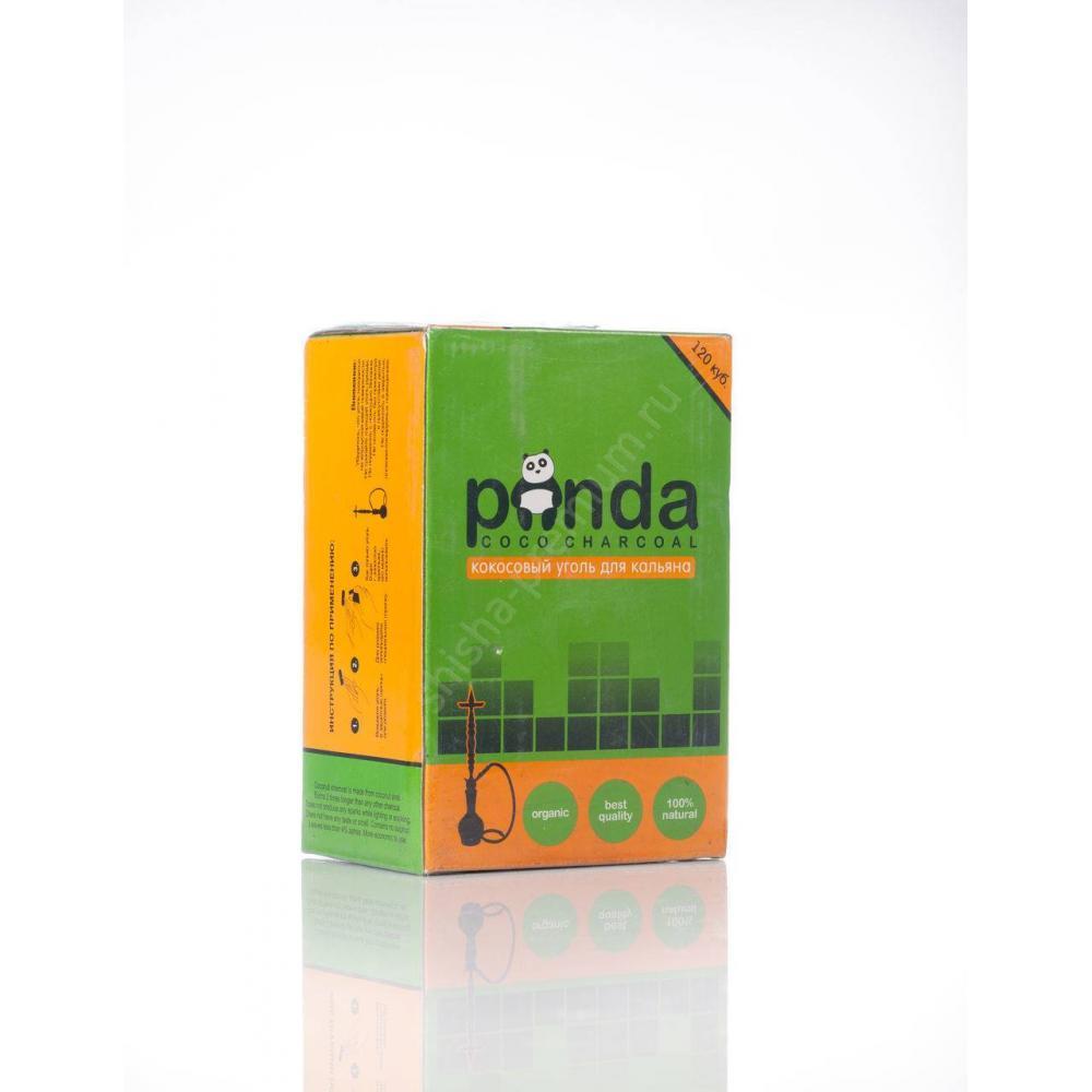 Уголь для кальяна Panda (120 куб.)