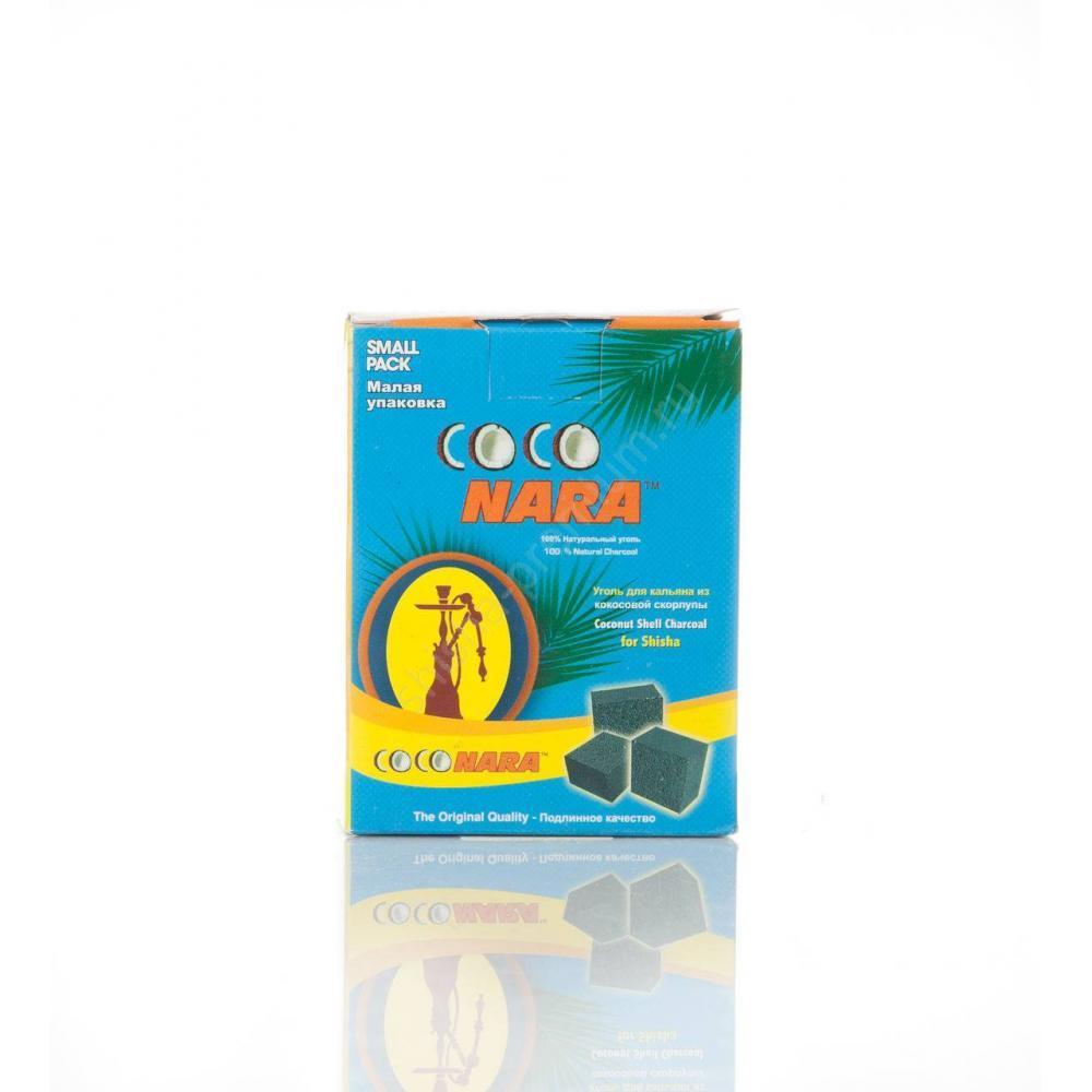 Уголь для кальяна Coco Nara (24 брикета)