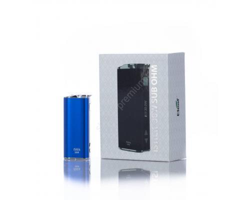 Электронная сигареты Eleaf iStick 2200 mHa, 30W (синий)