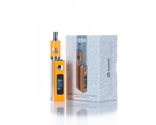 Батарейный мод eVic VT в комплекте с клиромайзером (оранжевый)