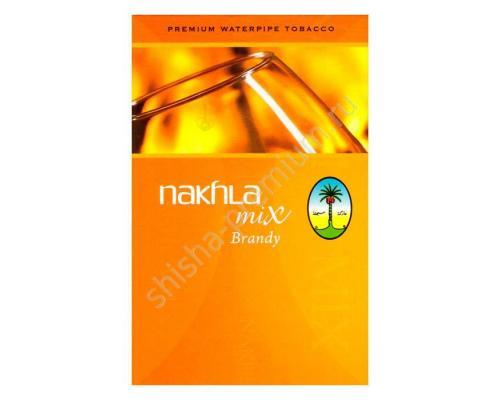 Табак для кальяна Nakhla mix Бренди