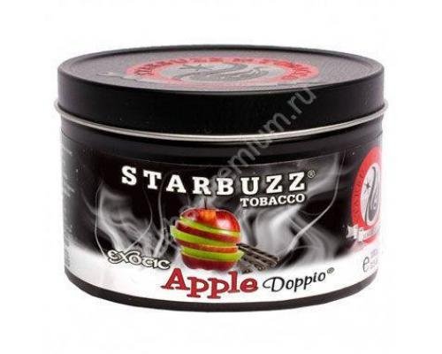Табак для кальяна Starbuzz Apple Doppio 250 гр.