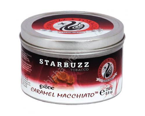 Табак для кальяна Starbuzz Caramel Macchiato 250 гр.