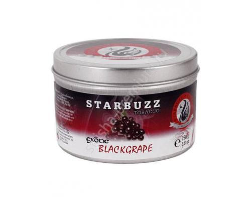 Табак для кальяна Starbuzz Black Grape 250 гр.