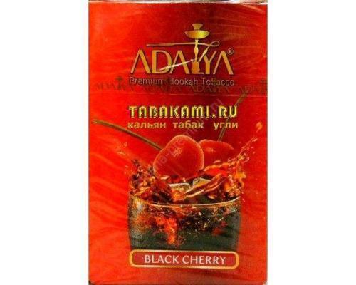 Табак для кальяна Adalya (Black Cerry) Черная вишня