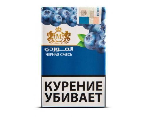 Табак для кальяна AL-MAWARDI Черная смесь