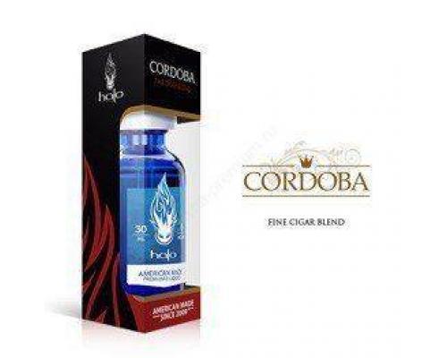 Жидкость для парения Halo, cordoba (0, 6, 12 mg)