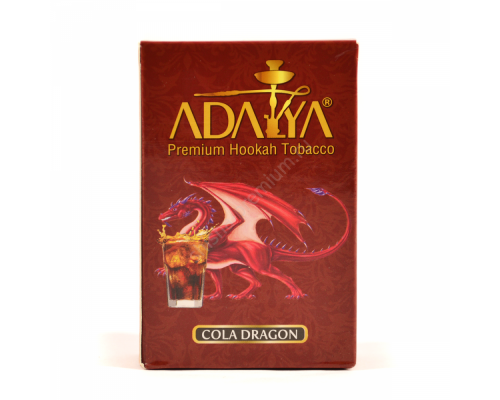 Табак для кальяна Adalya (Cola Dragon) кола дракона