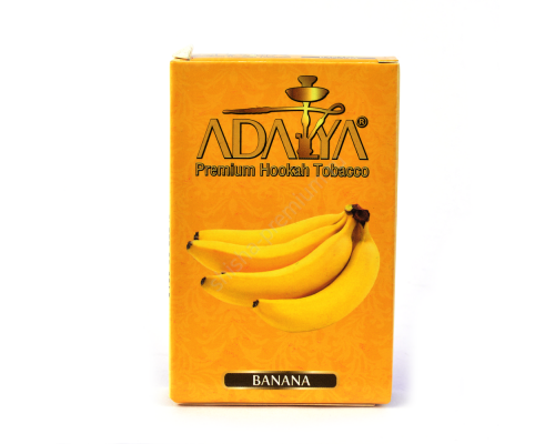 Табак для кальяна Adalya (banana) банан