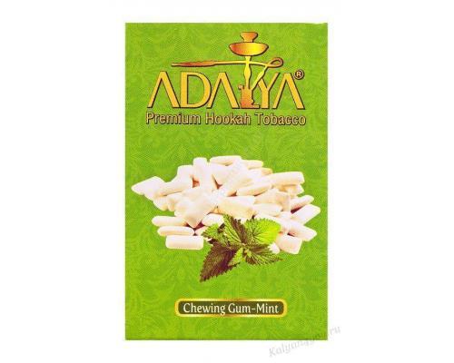 Табак для кальяна Adalya (Chewing gum-mint) Мятная жевачка