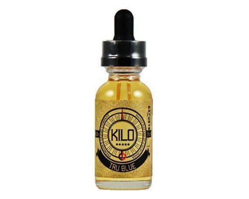 Жидкость для парения Kilo, true blue (0, 3, 6 mg)