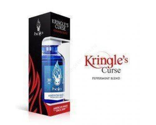 Жидкость для парения Halo, kringles curse (0, 6, 12 mg)