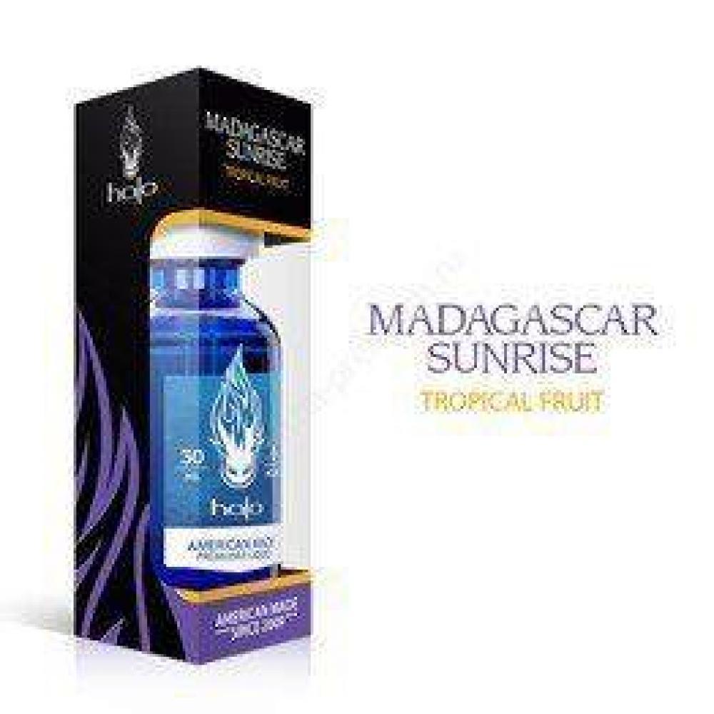 Жидкость для парения Halo, madagaskar sunrise (0, 6, 12 mg)