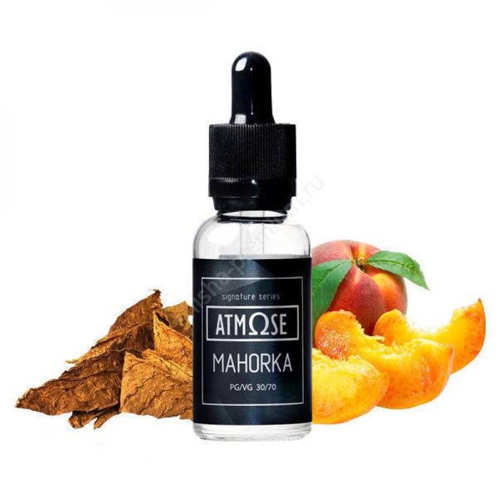 Жидкость ATMOSE (MAHORKA 30 ml.) (0 мг.; 3 мг.; 6 мг.;)