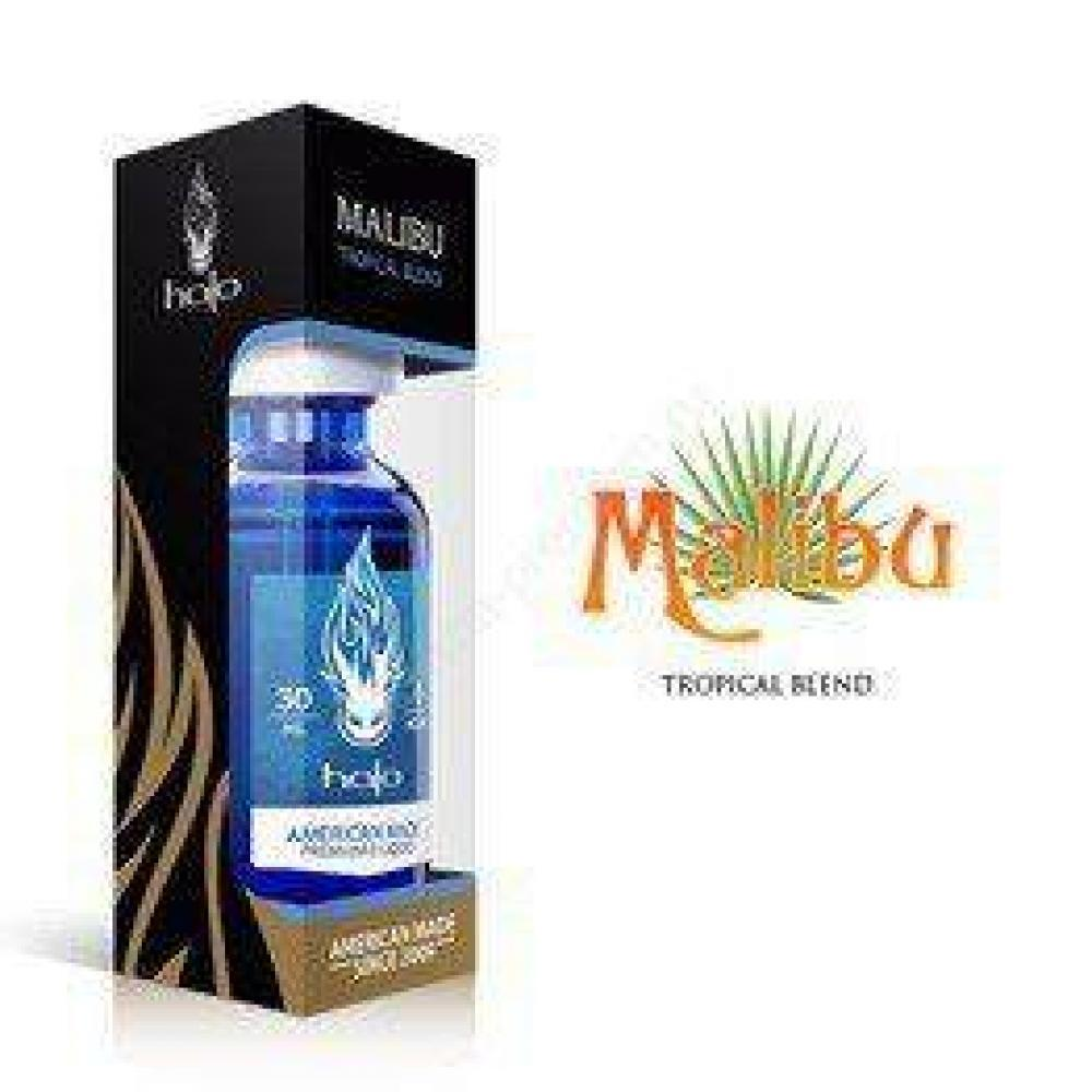 Жидкость для парения Halo, malibu (0, 6, 12 mg)