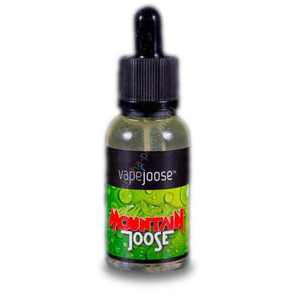 Жидкость Vapejoose (mountain joose 30 ml.) (0 мг, 3 мг, 6 мг)