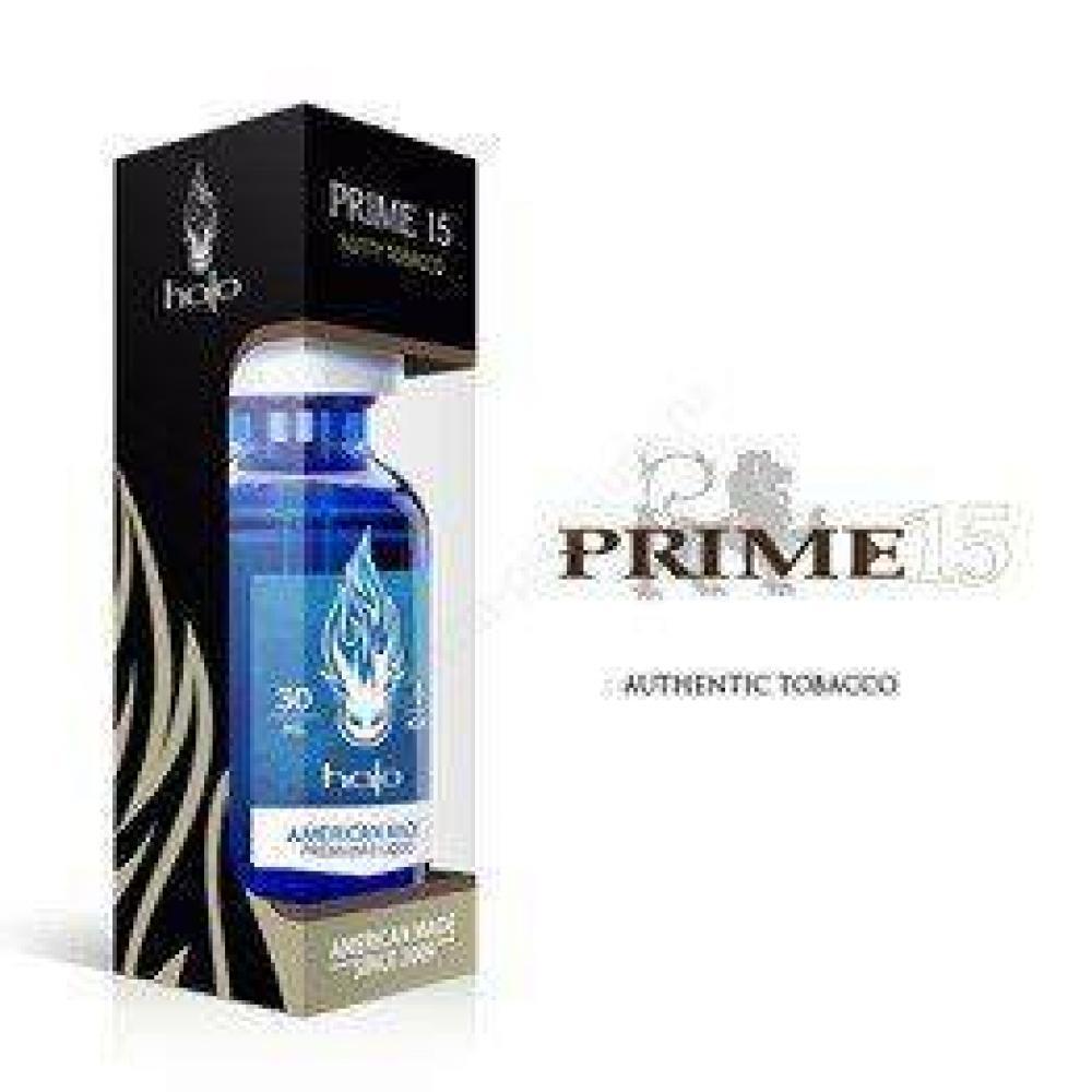 Жидкость для парения Halo, prime (0, 6, 12 mg)