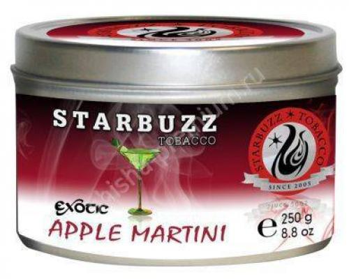 Табак для кальяна Starbuzz Apple Martini 250 гр.
