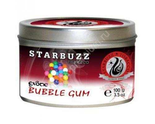 Табак для кальяна Starbuzz Bubble Gum 250 гр.