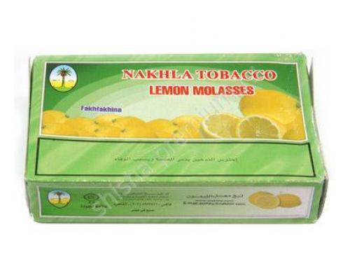 Табак для кальяна Nakhla Лемон 50 гр.