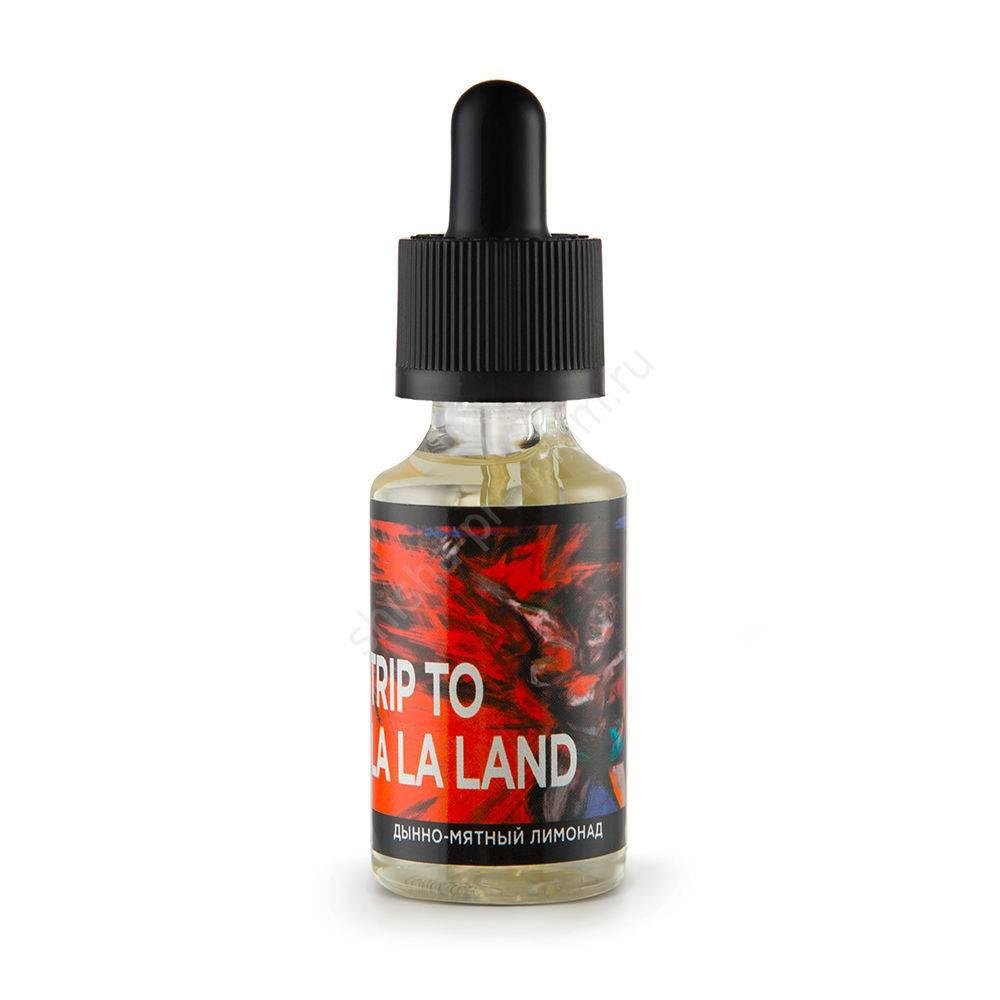 Жидкость для эл. сигарет TRIP TO LA LA LAND (Объем 30 мл., никотин 0)