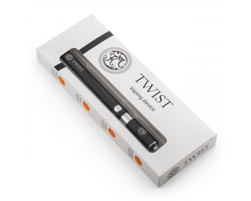 Многоразовая электронная сигарета КМ Twist (черная)